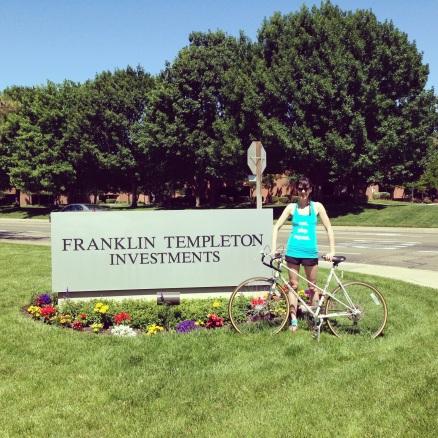 franklin templeton bike ride sacramento